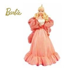 2011 Barbie - Peaches N Cream Ltd Hallmark Ornament