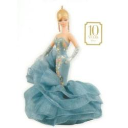 2011 Barbie - Tribute Barbie Doll Hallmark Ornament