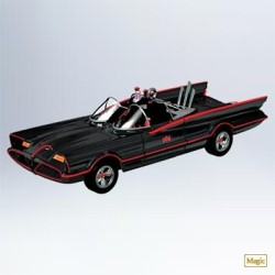 2011 Batman - 1966 Batmobile Hallmark Ornament