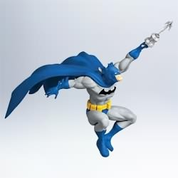 2011 Batman Takes Flight Hallmark Ornament