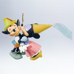 2011 Disney - Brave Little Tailor Hallmark Ornament