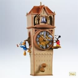 2011 Disney - Clock Cleaners Hallmark Ornament