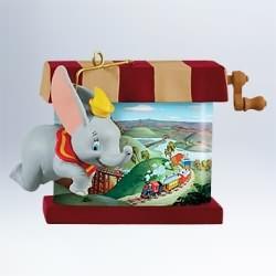 2011 Disney - Dumbo Takes To The Sky Hallmark Ornament