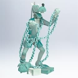 2011 Disney - Goofy As Jacob Marley #3 Hallmark Ornament