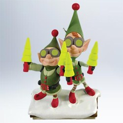 2011 Disney - Operation Rooftop Prep Hallmark Ornament