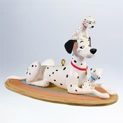 2011 Disney - Pongo Saves The Day Hallmark Ornament