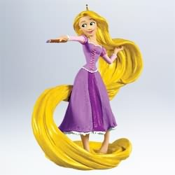 2011 Disney - Rapunzel Hallmark Ornament