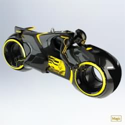2011 Disney - Tron - Clu Light Cycle Hallmark Ornament