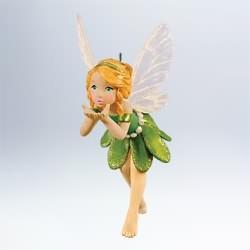 2011 Fairy Messengers #7 - Mistletoe Fairy Hallmark Ornament