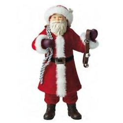 2011 Father Christmas  - Table  Display Hallmark Ornament