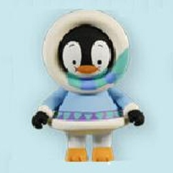 2011 Frosty Friends - Polar Penguin Hallmark Ornament