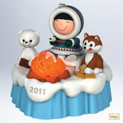 2011 Frosty Friends  - S'more Treats Hallmark Ornament