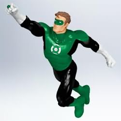 2011 Green Lantern Hallmark Ornament