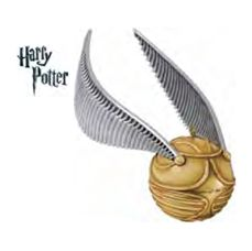 2011 Harry Potter - The Golden Snitch Hallmark Ornament
