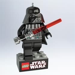 2011 Lego - Star Wars - Darth Vader Hallmark Ornament