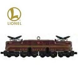 2011 Lionel - Pennsylvania Gg-1 Locomotive - Ltd Hallmark Ornament