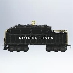 2011 Lionel  Whistle Tender Hallmark Ornament