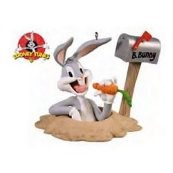 2011 Looney Tunes - One Funny Bunny - Ltd Hallmark Ornament