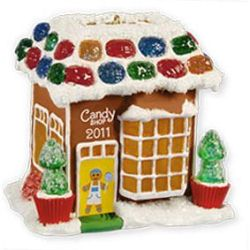 2011 Noelville - Candy Shop - Colorway - Event Hallmark Ornament