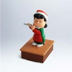 2011 Peanuts Band - Lucy - NB Hallmark Ornament