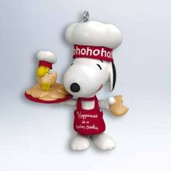 2011 Peanuts - Happiness Is A Warm Cookie Hallmark Ornament