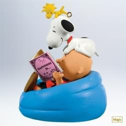 2011 Peanuts - Happiness Is... Hallmark Ornament