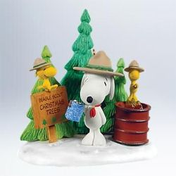 2011 Peanuts - Holiday En-tree-preneurs Hallmark Ornament