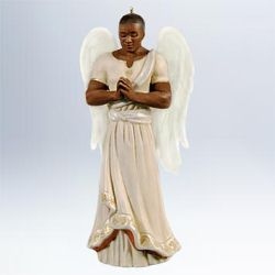 2011 Prayerful Angel Hallmark Ornament