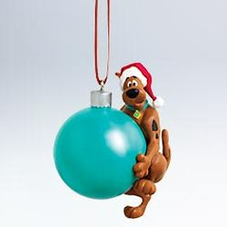 2011 Scooby Doo - Decorator Scooby Hallmark Ornament