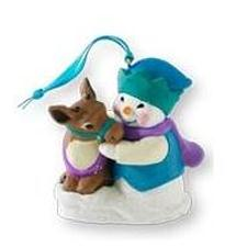2011 Snow Buddies - Colorway Hallmark Ornament