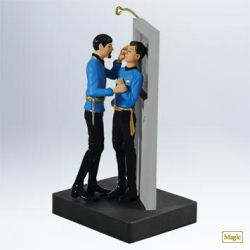 2011 Star Trek - Mirror Mirror Hallmark Ornament