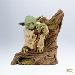 2011 Star Wars #15 - Jedi Master Yoda Hallmark Ornament
