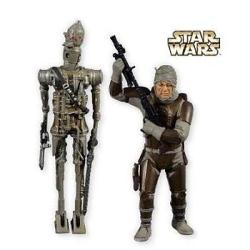2011 Star Wars - Dengar And Ig-88 Sdcc Hallmark Ornament