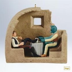 2011 Star Wars - Showdown At The Cantina Hallmark Ornament