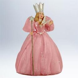 2011 Wizard Of Oz - Glinda The Good Witch Hallmark Ornament