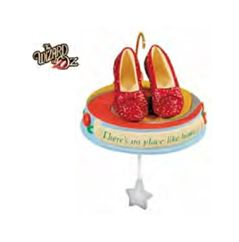 2011 Wizard Of Oz - Its All In The Shoes Hallmark Ornament