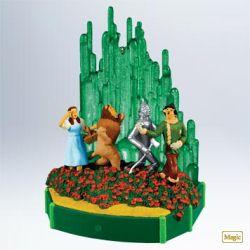 2011 Wizard Of Oz - Optimistic Voices Hallmark Ornament