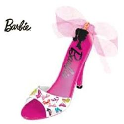 2012 Barbie - Shoe-licious Hallmark Ornament