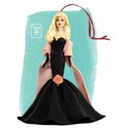 2012 Barbie - Stunning In The Spotlight - Club Hallmark Ornament