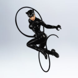2012 Batman - Catwoman Hallmark Ornament