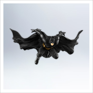 2012 Batman - Dark Night Rises Hallmark Ornament