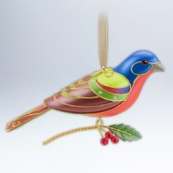 Beauty of Birds Hallmark Ornaments