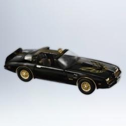 2012 Classic Car #22 - 1977 Pontiac Trans Am Special Hallmark Ornament