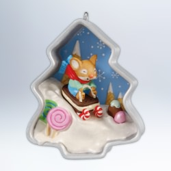 2012 Cookie Cutter Christmas Hallmark Ornament