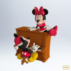 2012 Disney - A Merry Serenade Hallmark Ornament