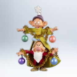 2012 Disney - A Very Merry Christmas Tree Hallmark Ornament