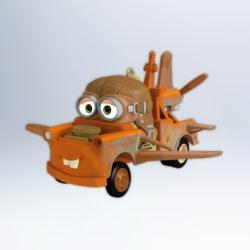2012 Disney - Cars - Air Mater Hallmark Ornament