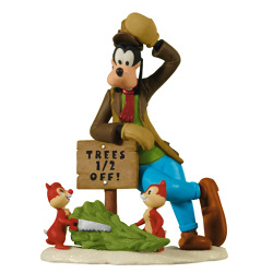 2012 Disney - Half-off Hijinks Hallmark Ornament