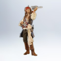 2012 Disney - Pirates - On Stranger Tides Hallmark Ornament