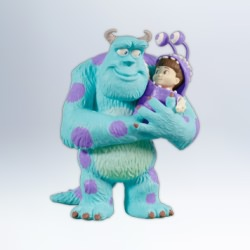 2012 Disney - Pixar Legends 2 - Monsters Inc Hallmark Ornament